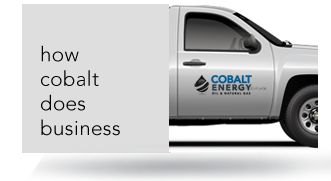 How Cobalt Does Business